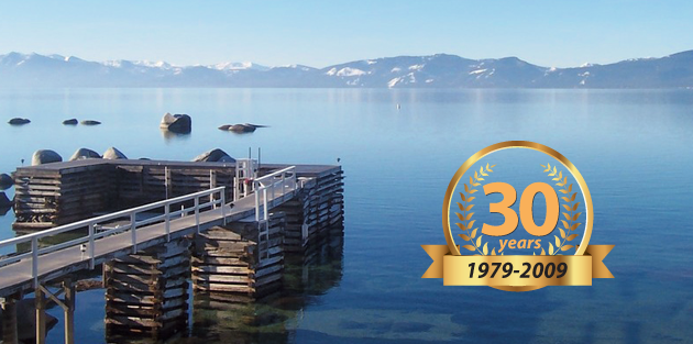 Homepage Image for Vacation Rentals at Lake Tahoe